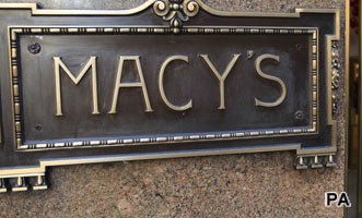What's taking its toll on Macy's?